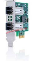 Сетевая карта Single port Fiber Gigabit NIC for 32-bit PCIe x1 bus, LC, RoHs Vers (AT-2911LX/LC-001)
