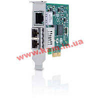 Сетевая карта PCI-Express Dual Port Adapter: 10km 1000SX SC Connector, 10/ 100/ (AT-2911STX/SC-001)