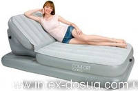Надувная кровать BestWay (67386)104 х 211 х 81 см Comfort Ques киев
