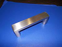Ручка П- образная нержавейка 96мм, фото 1