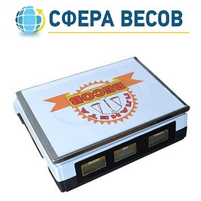 Весы торговые ПВП-А9 (40 кг), фото 2