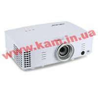 Проектор для домашнего кинотеатра Acer H6518BD (DLP, Full HD, 3200 ANSI Lm) (MR.JM911.001)