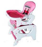 Стульчик для кормления детский со столиком трансформер Bambi M 0816-5