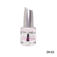 Средство для укрепления и ремонта ногтей ZN-02 - 18 мл (Прозрачный),