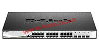Коммутатор D-Link DGS-1210-28X/ME/ 24x1GE/ 4x10G SFP+/ (DGS-1210-28X/ME)