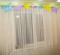 Ламбрекен бабочки 2,0м