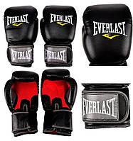 Перчатки для бокса EVERLAST Muay Thai Gloves 12oz