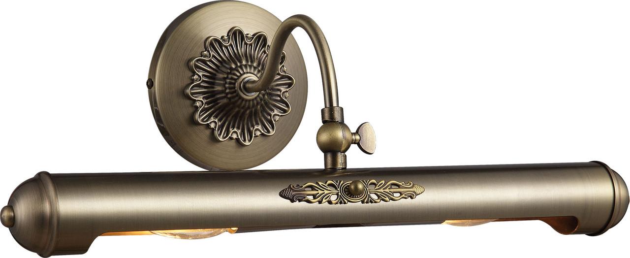 Картинная подсветка Altalusse INL-6131W-02 Antique Brass