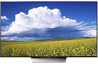 Телевизор Sony KD-75XD8599 (MXR 1000Гц UltraHD Smart TRILUMINOS, 4к X-Reality, сенсорный пульт ДУ )