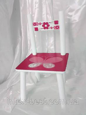 Детский столик со стульчиками «Цветочек» Bambi M0730W, фото 2