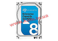 Жесткий диск SEAGATE SAS, 8TB, 7200RPM, 12GB/ S, 256MB, ST8000NM0075 (ST8000NM0075)