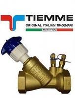 6510010 клапан балансировочный 1 TIEMME 1
