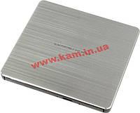 Оптический накопитель Hitachi-LG DVD RAM & DVD±R / RW & CDRW Silver USB2.0 (GP60NS60)