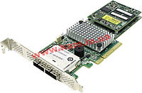 Контроллер LSI Syncro CS 9286-8e KIT 2 x 8-Port ext., 6Gb/ s SAS, PCIe 3.0 (LSI00356)