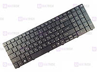 Оригинальная клавиатура для ноутбука PackardBell Easynote LM85, PackardBell Easynote LM86 series, black, ru
