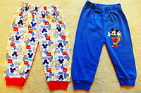 Штаны 2 штуки Микки Маус Disney