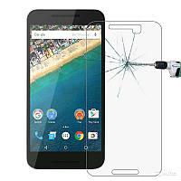 Противоударное стекло Hаppy Mobile для LG Google Nexus 5х