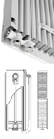 Стальной радиатор панельный Integrale V22 Quinn 600х1600 мм 3881 Ватт