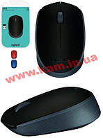 Мышь Logitech M171 Wireless Grey/ Black (910-004424)