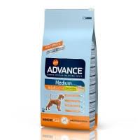 Advance (Эдванс) Medium Adult корм для собак средних пород 14кг