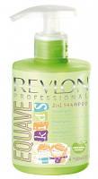 Revlon Professional EQUAVE KIDS Shampoo шампунь для волос для детей 300 мл.