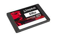 """Накопитель 512GB SSDNow KC400 2.5"""" 7mm SATA III Seq. R/ W 550/ 530 MB/ sec 99k/ 86k (SKC400S37/512G)"""