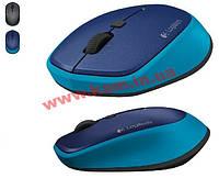 Мышь Logitech M335 WL Blue (910-004546)