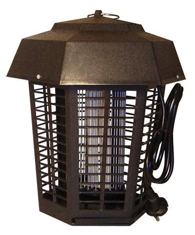 Уличный фонарь уничтожитель комаров и других насекомых «Энергия» CMD-15-B. Антикомарная лампа.