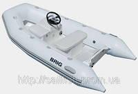 Пластиковая лодка Brig F300Deluxe с надувными баллонами Brig F300Deluxe
