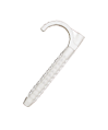 1840 крюк одинарный (труба Д25) CAPRICORN 8х70 мм