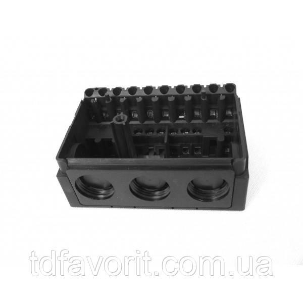 Клемник топочного автомата Satronic/Honeywell 75310