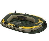 Надувная лодка Seahwak 1 Intex 68345 (108х193х38 см)
