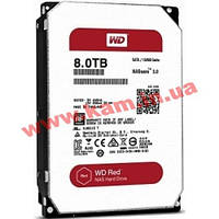Жесткий диск Western Digital Red 8TB 5400rpm 128MB WD80EFZX 3.5 SATA III (WD80EFZX)
