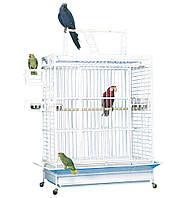 Вольєр для великих папуг king's Cages (74x117x188cm)