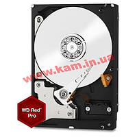Жесткий диск WD Red Pro, 3.5, SATA 3.0, 4TB, 7200rpm, 128MB (WD4002FFWX)