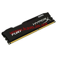 Оперативная память Kingston 8 GB DDR4 2400 MHz HyperX Fury Black (HX424C15FB2/8)