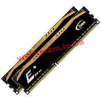 Оперативная память TEAM 16 GB (2x8GB) DDR4 2400 MHz (TPD416G2400HC16DC01)