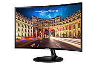 "Монитор CURVED LED LCD Samsung 23.5"" C24F390F FHD 4ms, D-Sub, HDMI, VA, Headphone, (LC24F390FHIXCI)"