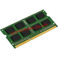 Оперативная память Kingston 4GB 1600MHz DDR3L Low Voltage SODIMM (KCP3L16SS8/4)