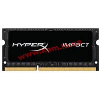 Оперативная память Kingston HyperX Impact 4GB 1866MHz DDR3L CL11 SODIMM 1.35V (HX318LS11IB/4)