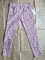 Котоновые брюки для девочек Asida 4-14 лет