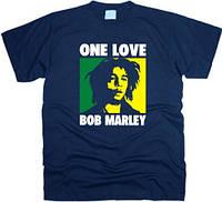 Bob Marley 04 Футболка