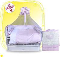Детский постельний комплект Бабочка