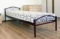 Кровать односпальная металлическая Элис Люкс