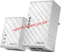Адаптер ASUS PL-N12 (2шт) Ethernet To Powerline N300 (PL-N12)