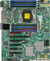 Серверная материнская плата SUPERMICRO X10SRH-CF-O (MBD-X10SRH-CF-O)
