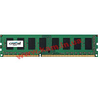 Оперативная память Crucial 2GB DIMM DDR3L-1600 PC3-12800 (CT25664BD160BJ)