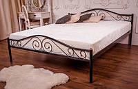 Кровать полуторная металлическая Элис Люкс