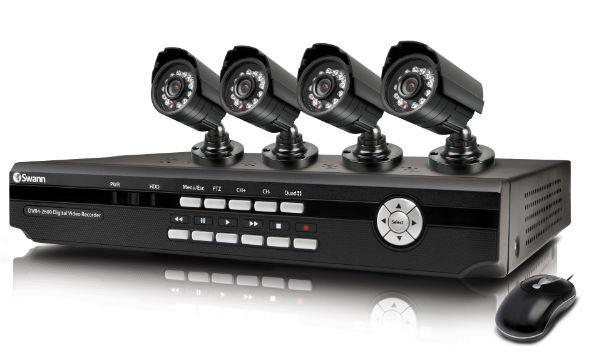 Комплекти відеоспостереження