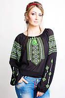 Прекрасная женская вышитая блуза